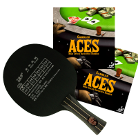 GAMBLER PRO LINE FL HANDLE WITH ACES ON 2 SIDES